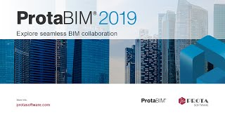 Revit Integration with ProtaBIM 2019