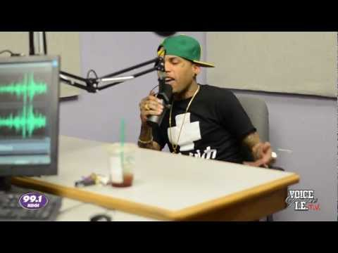 KID INK n DJ ILLWILL 99.1 KGGI INTERVIEW