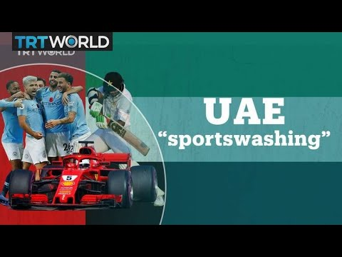 Why the UAE invests in sports
