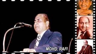 Bigadi Hui Banade Ajmerwale Khwaja - Film ALAM ARA - Singer Mohd. Rafi