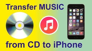 Baixar How to transfer music from CD to iPhone using iTunes