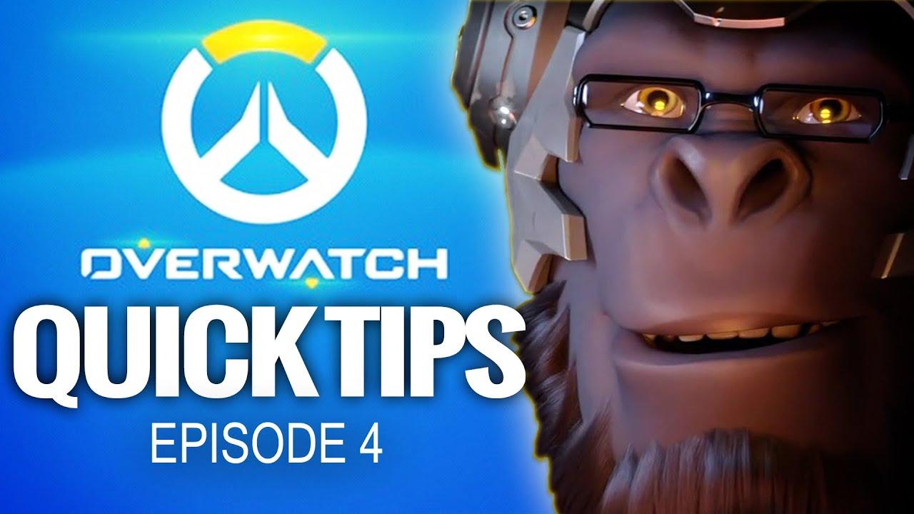 Overwatch Tipps