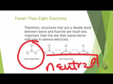 Violations of the Octet Rule