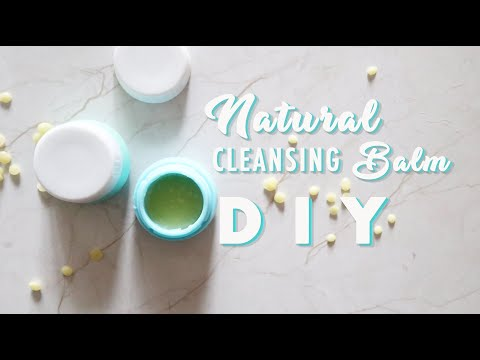 Crafty Mami   How to Make a DIY Cleansing Balm   Get a Natural Deep Skin Clean! - YouTube