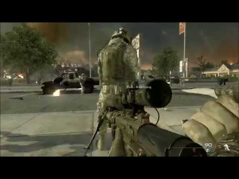 NEW 2018 EPIC RUSSIAN INVASION ON US TERRITORY ! Call of Duty MW 2
