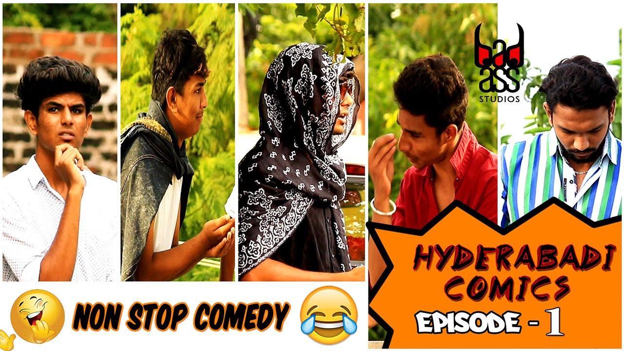 Hyderabadi Comics Episode 1 || Non Stop Comedy || Badass Studios
