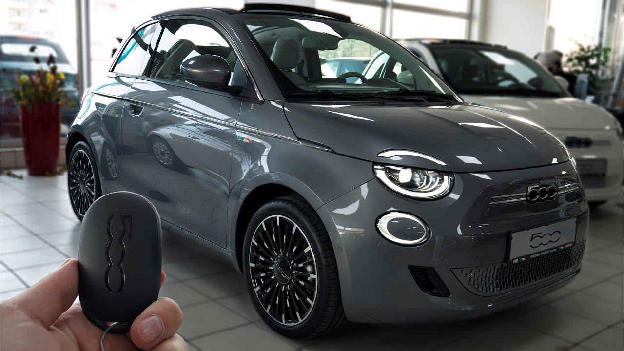 2021 Fiat 500 \