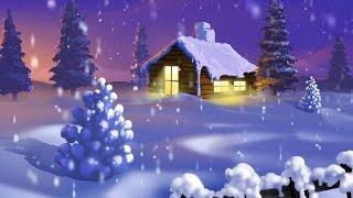 Белые снежинки. White snowflakes