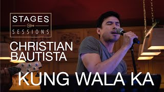 Christian Bautista - Kung Wala Ka (Hale Cover) Live at the Stages Sessions