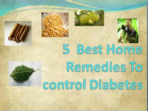 Control diabetes natural