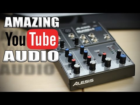 How to get better Audio for YouTube - Cheap Audio Solutions!
