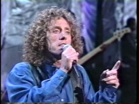 Roger Daltrey & The Chieftains  Behind Blue Eyes 62292