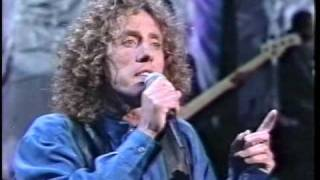 Roger Daltrey & The Chieftains - Behind Blue Eyes (6-22-92)