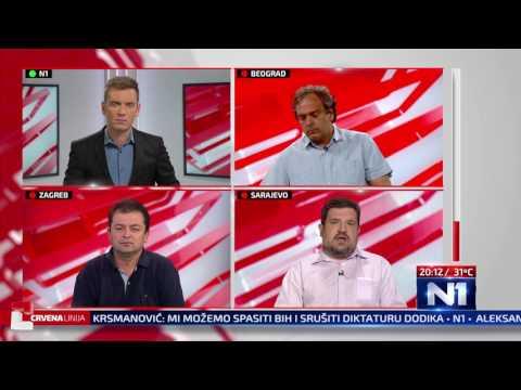 Crvena linija o Josipu Brozu Titu (30.6.2017)