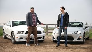 2015 Ford Mustang vs Scion FR-S: Review, Test, and Final Verdict