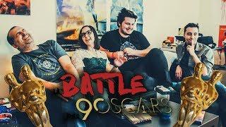 OSCARS 2018 : PRÉDICTIONS / RÉSULTAT (ft. E-Penser , Liuga Stone & Clara Kane)
