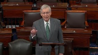 McConnell rips Green New Deal price tag: cheaper to buy every American a Ferrari Majority Leader Mitch McConnell tried out a few zingers during opening remarks on the Senate floor Wednesday morning, panning the price tag of the Green ..., From YouTubeVideos