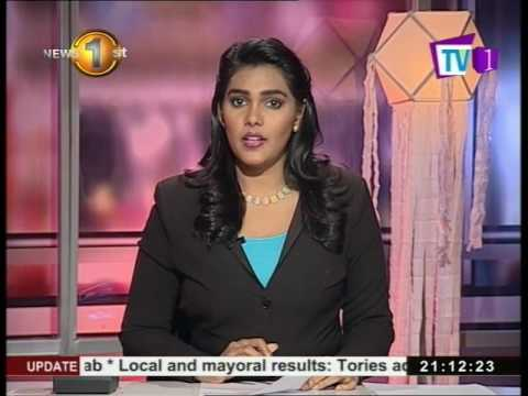 News1st English Prime Time, Friday, May 2017, 9PM (05-05-2017)