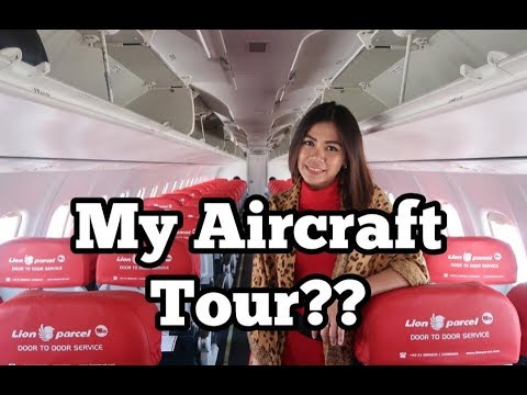 PVLOG #8 | Bali - Kupang lagi? Makan B2 tiap hari | Aircraft tour singkat