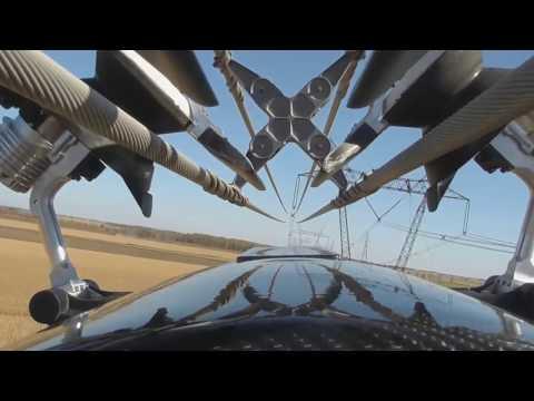 LineRanger, Transmission Line Robotics - Unravel Travel TV