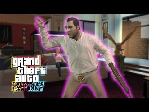 MAM CZOŁG! [#8] GTA IV: The Ballad of Gay Tony