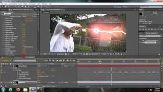 After Effects Tutorials - Harry Potter Lightning Effects (Priori Incantatem)
