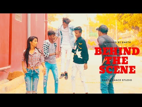 Behind The Scene |  Choreography By Rahul Aryan | Dance Short Film | Earth..