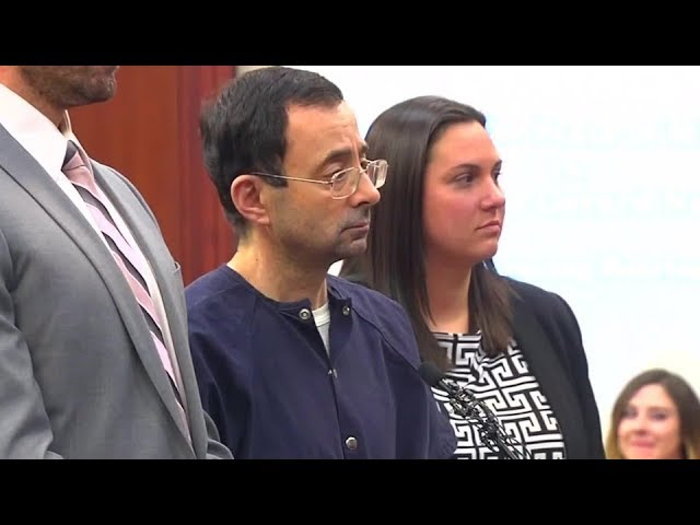 Entire USA Gymnastics Board Ordered To Resign In Wake Of Sex Abuse Scandal | Los Angeles Times