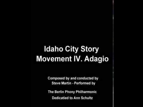 Idaho City Story