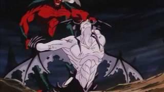 Amon The Apocalypse of Devilman - Amon VS Akira