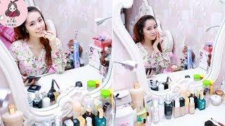 Bàn Trang Điểm Của 12 Cung Hoàng Đạo Nữ| 12 CHD Chanel HD