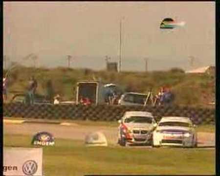 SA Production Car Racing