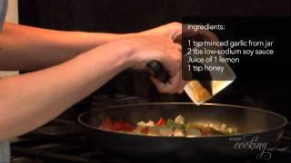 Tuna Stir Fry