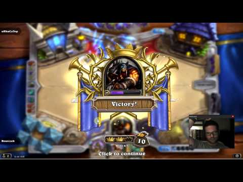 Let's Play HearthStone - My favourite Hunter Deck
