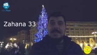 Targul de Craciun Bucuresti 2016 - Sarmale (Mi-e Foame Ep. 26.)
