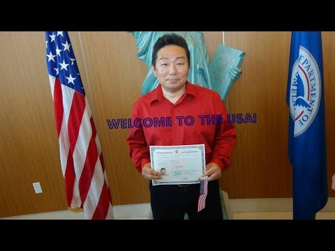 Chef Hiro's Path To US Citizenship