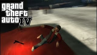 Grand Theft Auto 4 - Short Clips | Flight Of Stairs, Harry