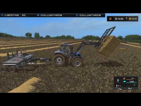 Lets Play Farming Simulator 2017 (PS4) | THORNTON FARM | FARM DIARY DAY 7
