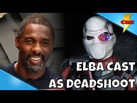Idris Elba Cast as Deadshot in Suicide Squad 2