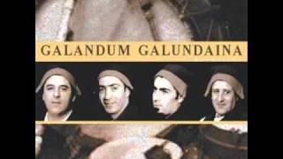 """Galandum Galundaina - """"A Saia da Carolina"""""""