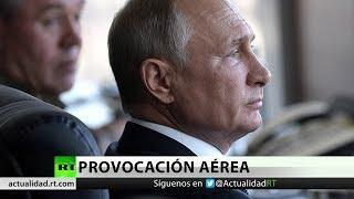 Putin se pronuncia sobre el derribo del Il-20 en Siria