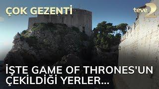 Çok Gezenti: İşte Game Of Thrones