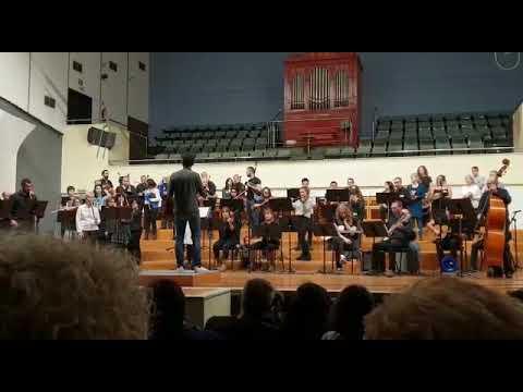 A la nana y a la buba - Escuela de Música Luis Aramburu - Vitoria-Gasteiz 15/12/2018
