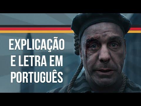 """EXPLICAMOS TODO O NOVO CLIPE DO RAMMSTEIN """"DEUTSCHLAND"""" - Alemanizando"""