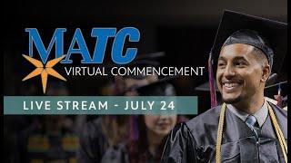 MATC | Live Stream | 2020 Spring Graduation
