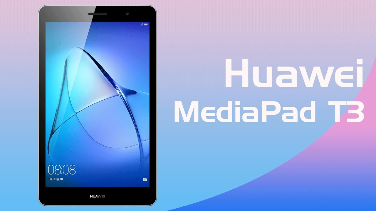 Huawei Mediapad T3 Recenze A Unboxing Youtube