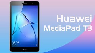 Huawei MediaPad T3 - [recenze a unboxing]