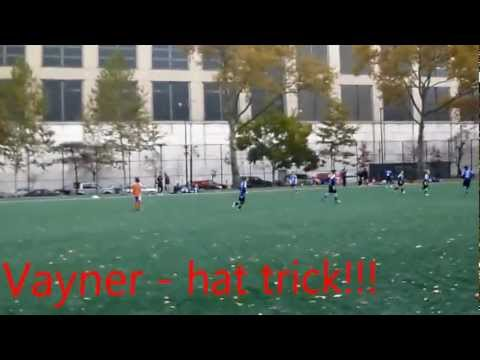 Chelsea Piers CP Hulks vs. Chernomorets, CJSL game on 111311