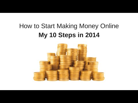 10 Tips for Success Earning Money Online
