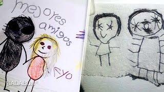 7.- El amigo imagi nario Los pequeños a temprana edad suelen tener ...